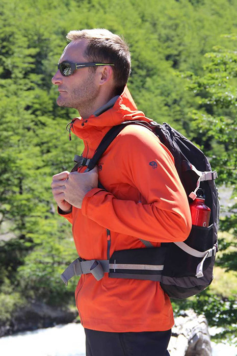 La Trinity de Mountain Hardwear : une softshell 100% imperméable !