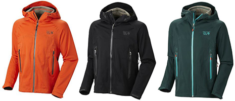 Softshell Mountain Hardwear Trinity
