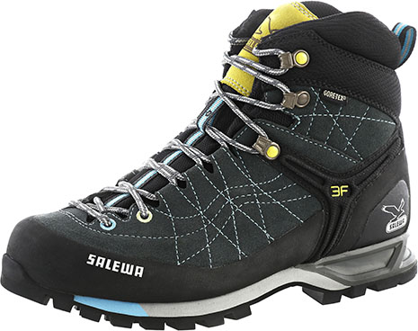 best loved fashion super cheap Test chaussures Salewa Mountain Trainer Mid Gore-Tex