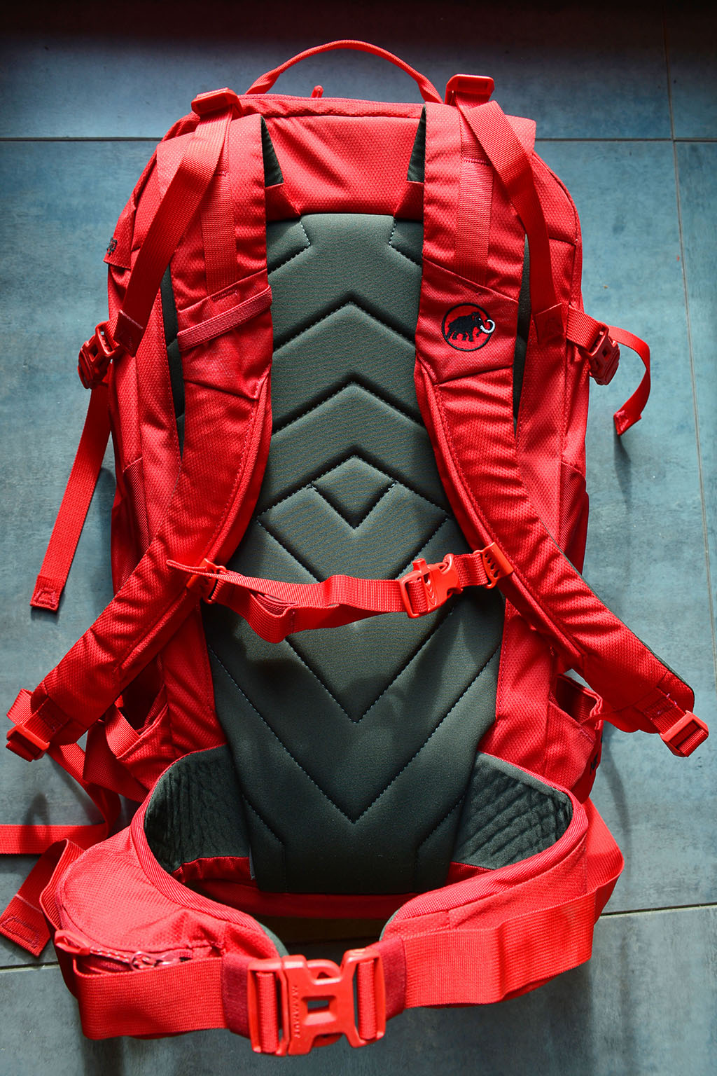Test sac à dos Mammut Nirvana Ride 22