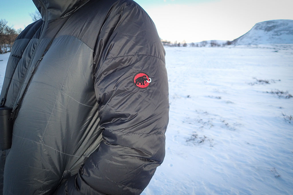 Test doudoune Mammut Ambler Hooded JKT