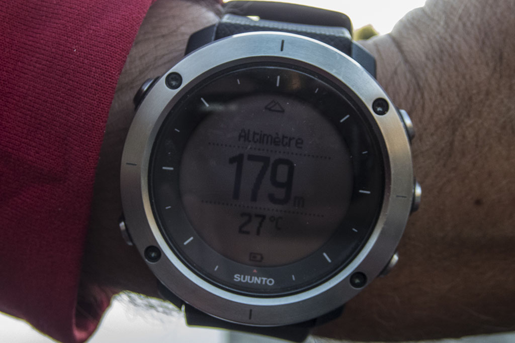 Test Suunto Traverse