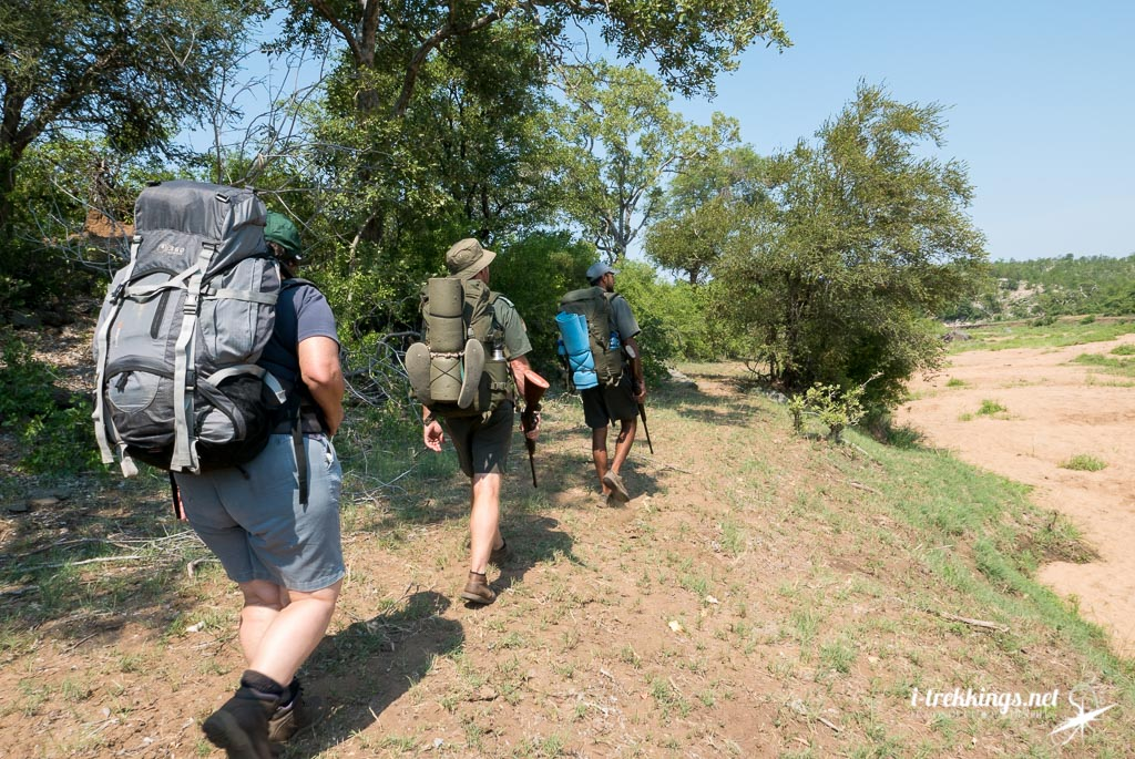 Olifants trail