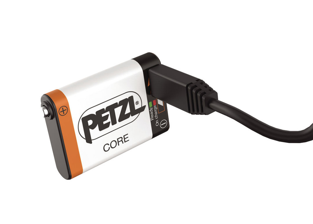 Batterie Core de Petzl