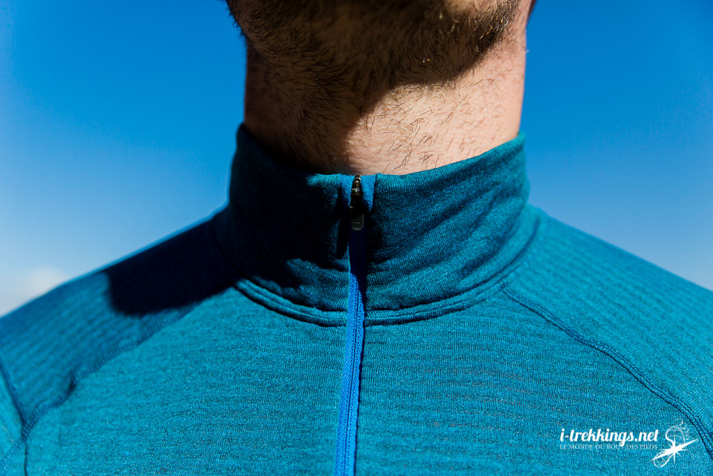Patagonia Capilene Thermal Weight Zip Neck