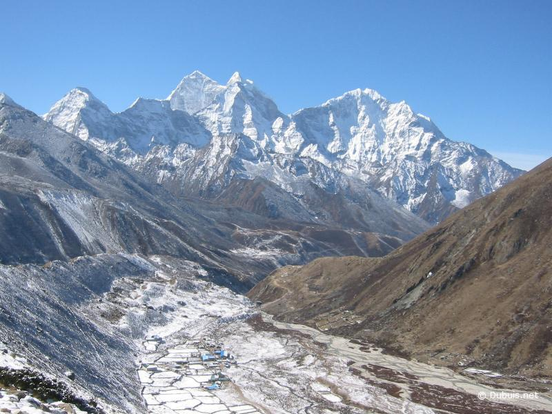 Trek du Camp de base de l'Everest
