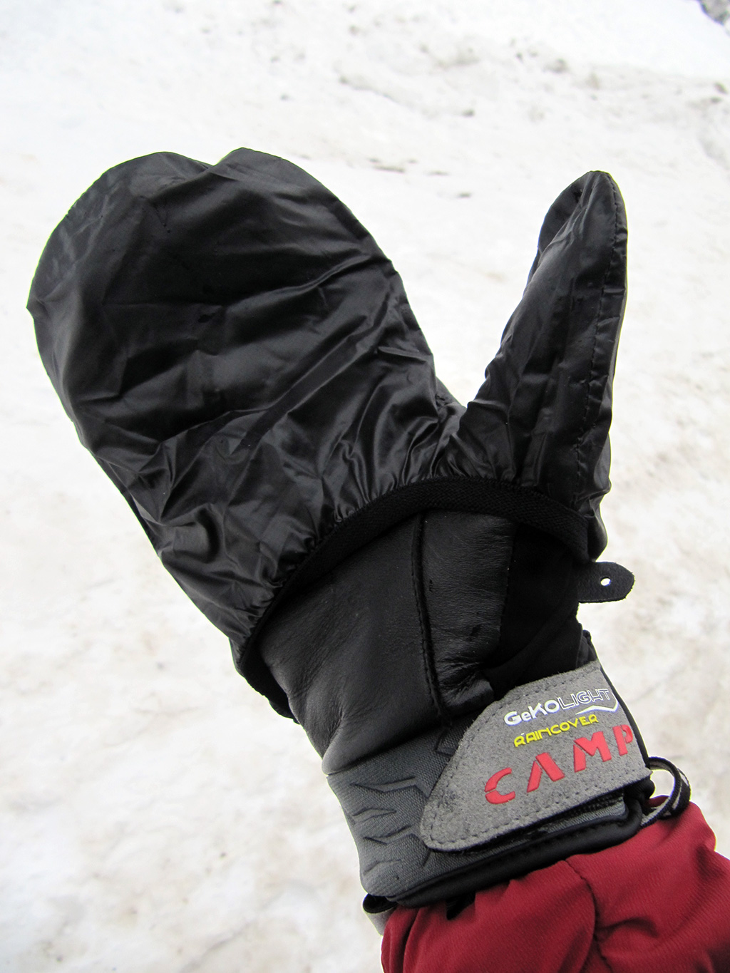 Light Gants Raincover Test Camp Geko Alpinisme UIRnxSqd