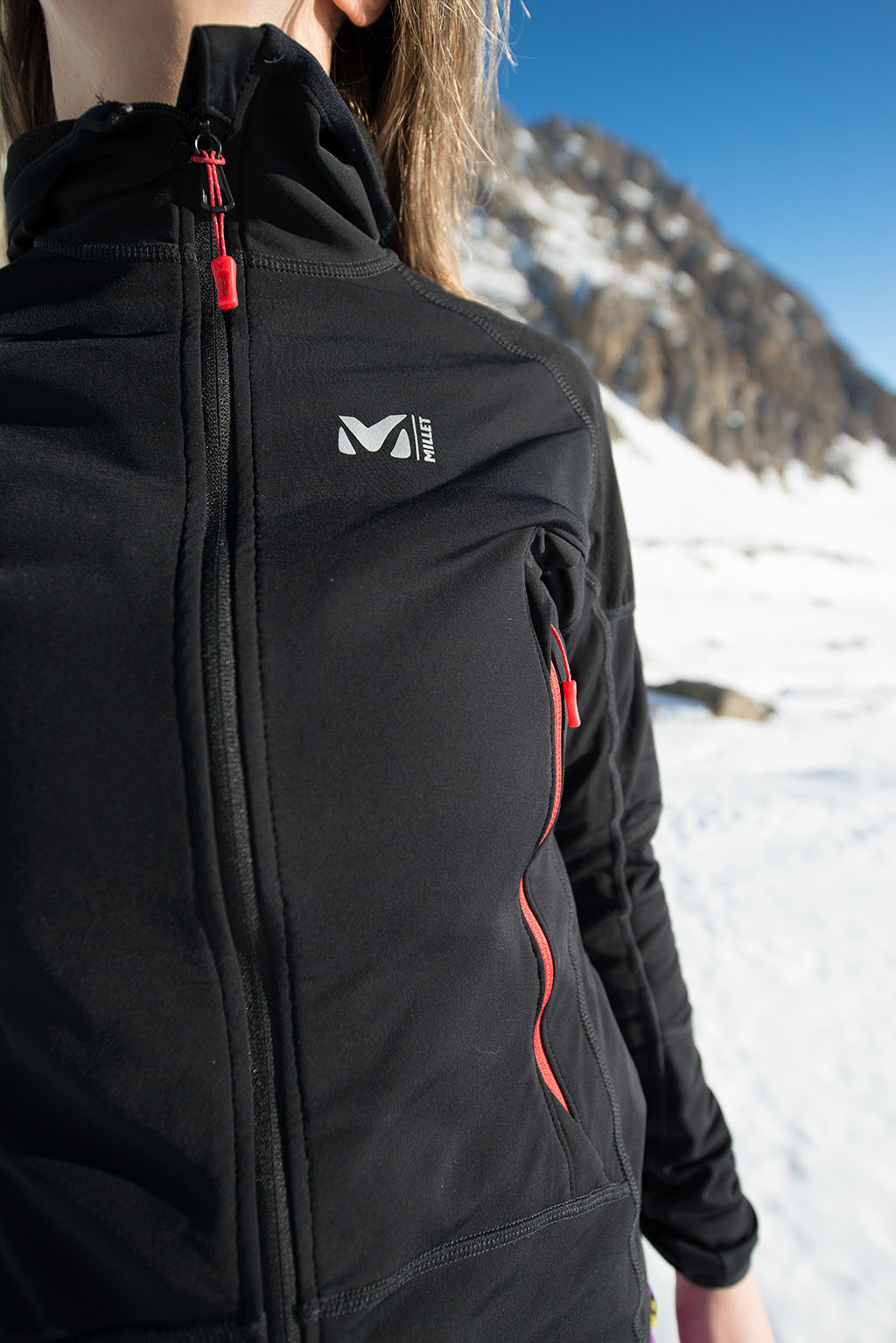 Test polaire Millet LD Pierra Ment' Jacket