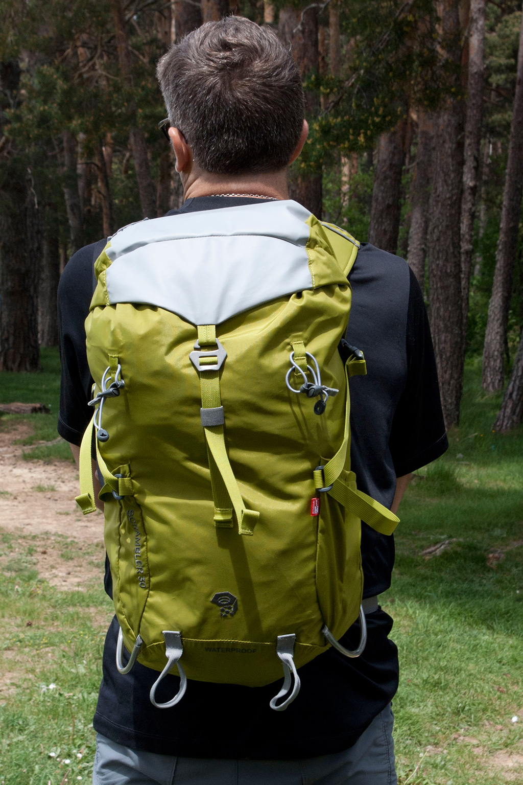 sophisticated technologies half off new & pre-owned designer Test sac à dos Mountain Hardwear Scrambler 30 outdry