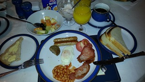 L'Irish breakfast