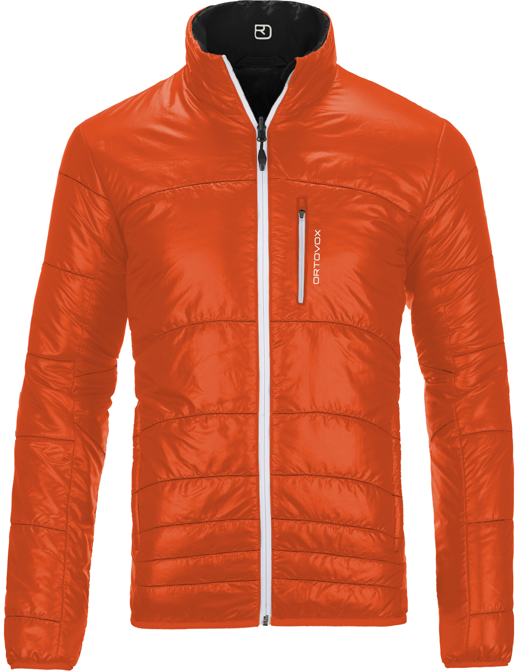 Test de la veste Swisswool light Piz Boval d'Ortovox