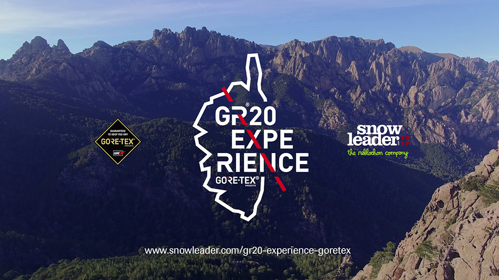 GR®20 EXPERIENCE GORE-TEX®