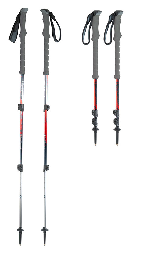 Batons Black Diamond Trail Trekking Pole