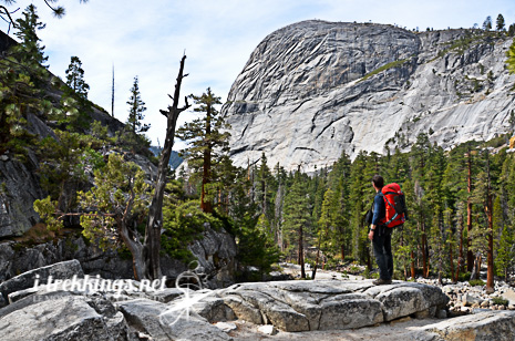 Test de la Quest 4D GTX dans le parc national de Yosemite