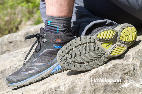 Test des chaussures Teva Sphere Trail Mid Event
