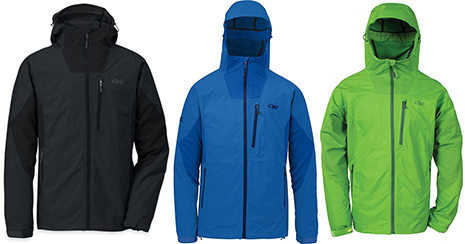 Softshell Outdoor Research Enchainment Jacket