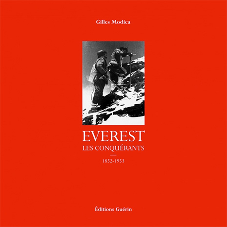 Everest : les conquérants (1852 - 1953) de Gilles Modica
