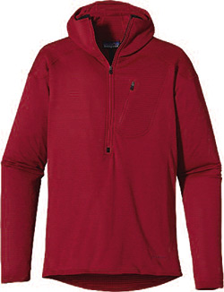Patagonia Capilene® 4 Expedition Weight 1/4-Zip Hoody