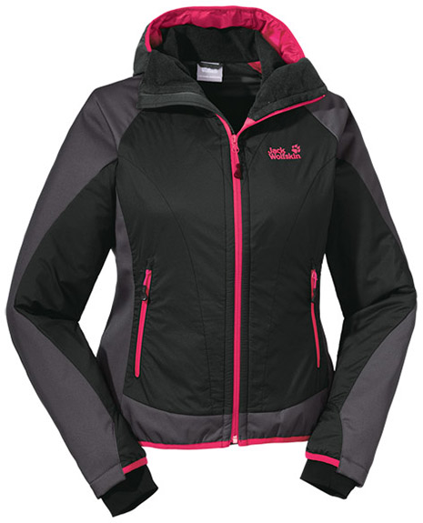Jack Wolfskin Compound jkt version femme