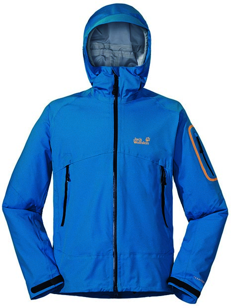 Jack Wolfskin Hight Voltage : une softshell imperméable !