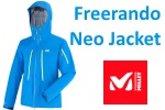 Test veste Millet Freerando Neo Jacket