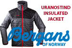 Test doudoune Bergans of Norway Uranostind Insulated Jacket