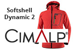 Test Softshell Cimalp Dynamic 2