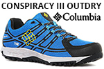 Test chaussures Columbia Conspiracy III Outdry