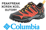 Test chaussures Columbia Peakfreak Xcrsn Xcel Outdry