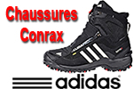 Test chaussures Adidas Conrax