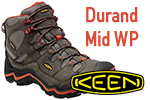 Test chaussures Keen Durand Mid WP
