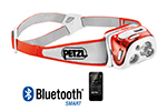Test frontale Petzl Reactik +