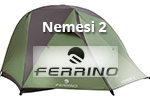 Test tente Ferrino Nemesi 2