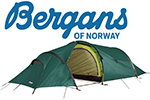 Test tente Bergans of Norway Fjell 3