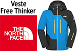 Test veste The North Face Free Thinker