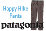 Test pantalon Patagonia Happy Hike Pants