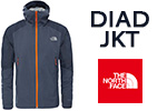 Test Veste The North Face Diad Jacket