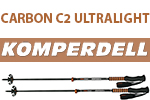 Test bâtons Komperdell Carbon C2 Ultralight
