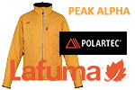 Test veste Lafuma Peak Alpha