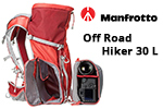 Test sac à dos Manfrotto Off Road Hiker 30 L