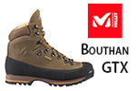 Test chaussures Millet Bouthan GTX