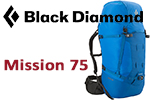Test sac à dos Black Diamond Mission 75