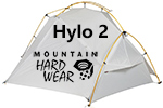 Test tente Mountain Hardwear Hylo 2