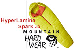 Test sac de couchage Mountain Hardwear HyperLamina Spark 35