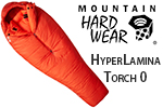 Test sac de couchage Mountain Hardwear HyperLamina™ Torch 0
