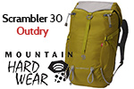 Test sac à dos Mountain Hardwear Scrambler 30 outdry