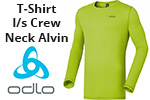 Test T-shirt Odlo l/s Crew Neck Alvin