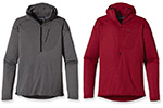 Test sous-v�tement Patagonia Capilene 4 Expedition Weight 1/4-Zip Hoody