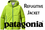 Test veste Patagonia Refugitive Jacket