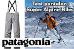 Test pantalon Patagonia Super Alpine Bibs